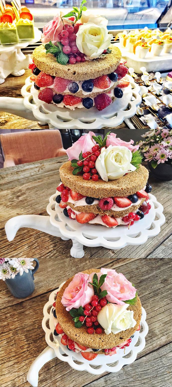 他是彭于晏的生日蛋糕,高圆圆的春日闺蜜下午茶.